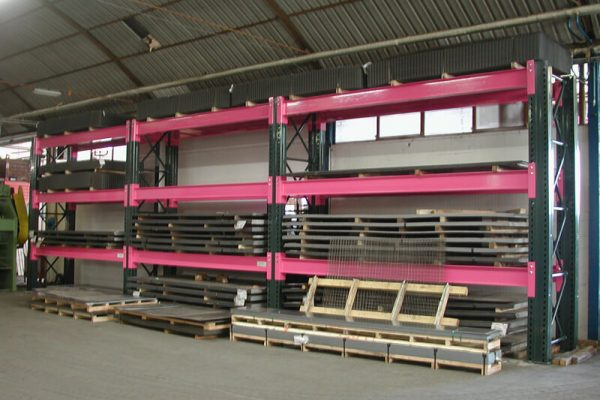 Mammuth Super Pallet Racking system