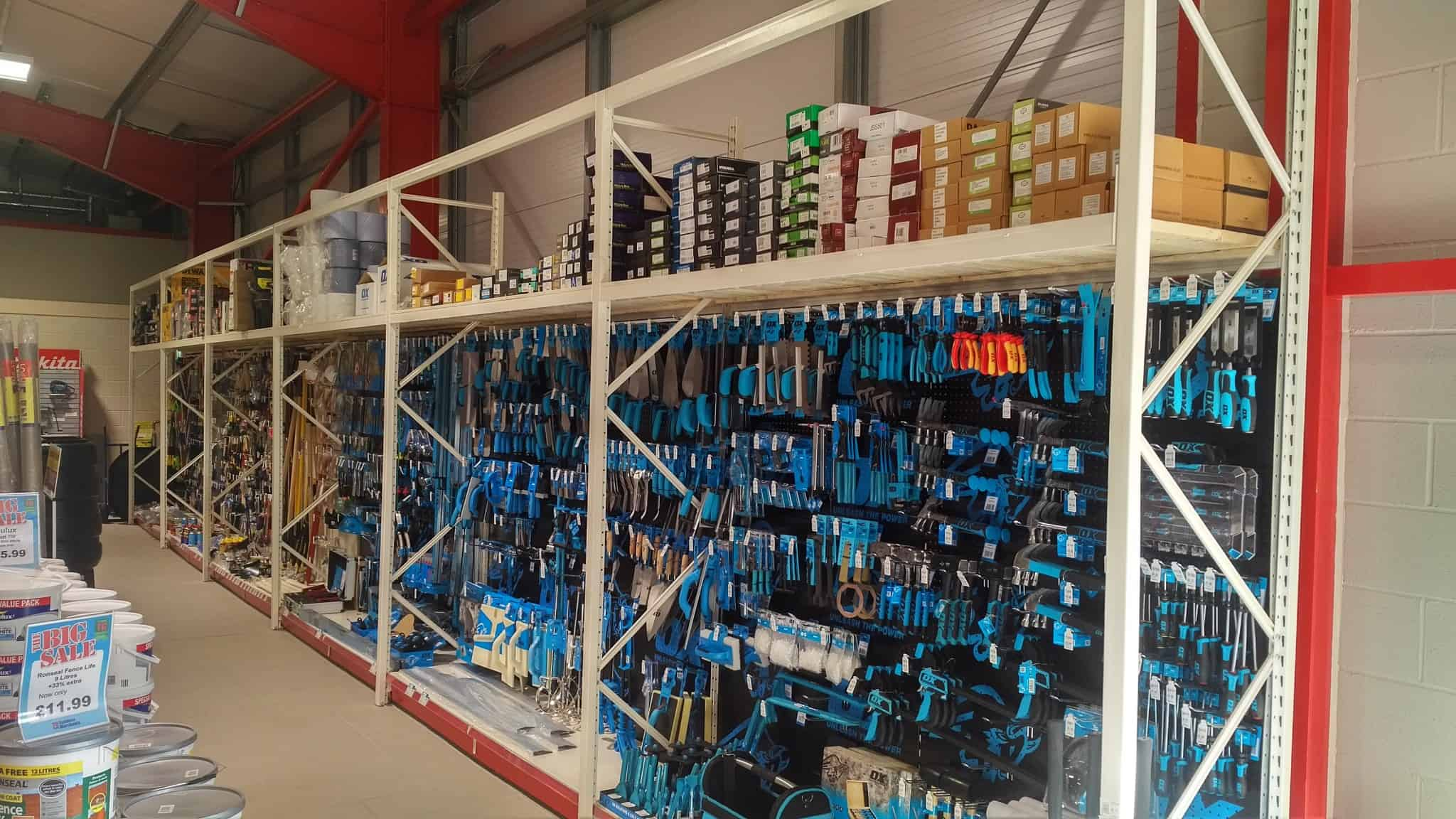 What is Integrated Racking? What doesB50imean?