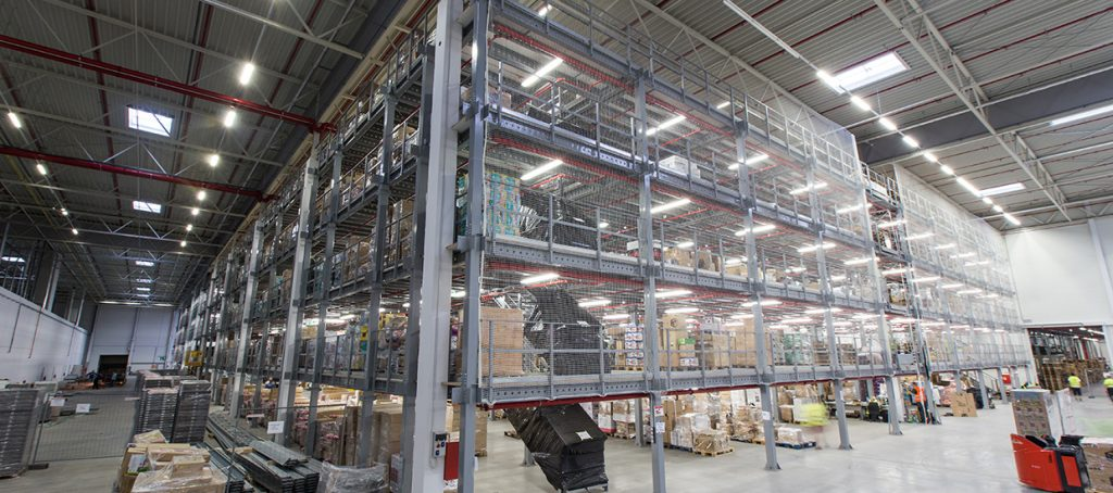 How Your Warehouse Efficiency Can Be Optimised with the Right Warehouse Setup