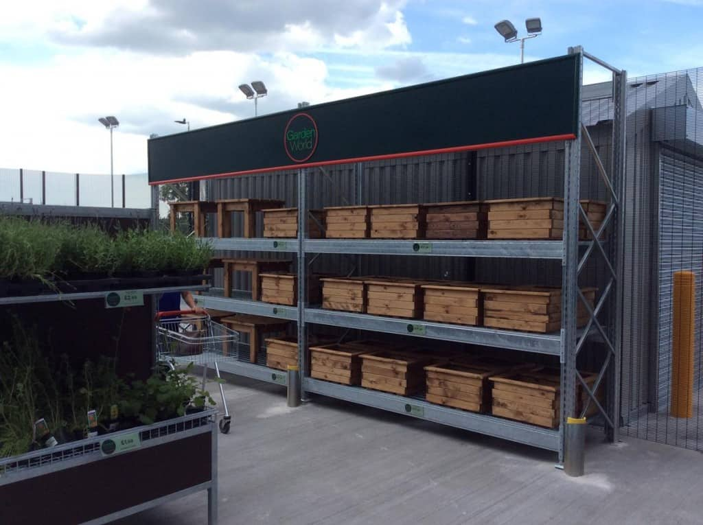 ROSSS Pallet Racking Delivers Solution for Major UK Retailer
