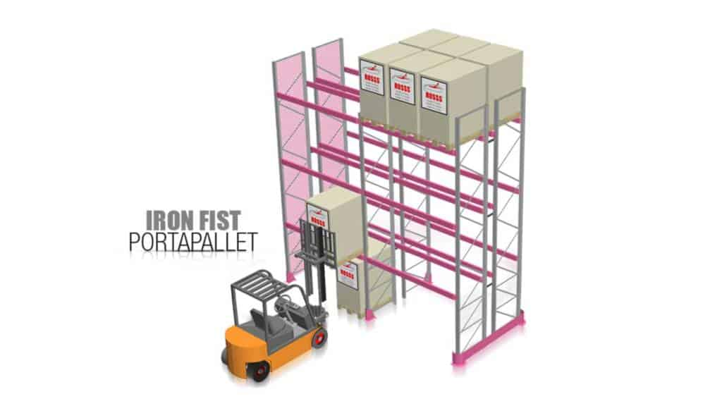 FTS Hatswell (FTS) Chooses ROSSS Warehouse Racking